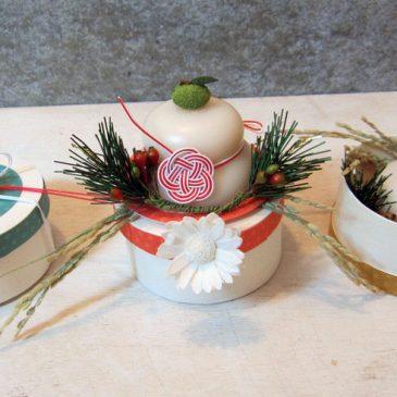 [event]真夜中茶会とお正月水引飾りの販売